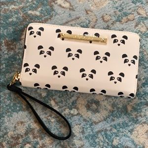 Betsey Johnson Panda Wallet
